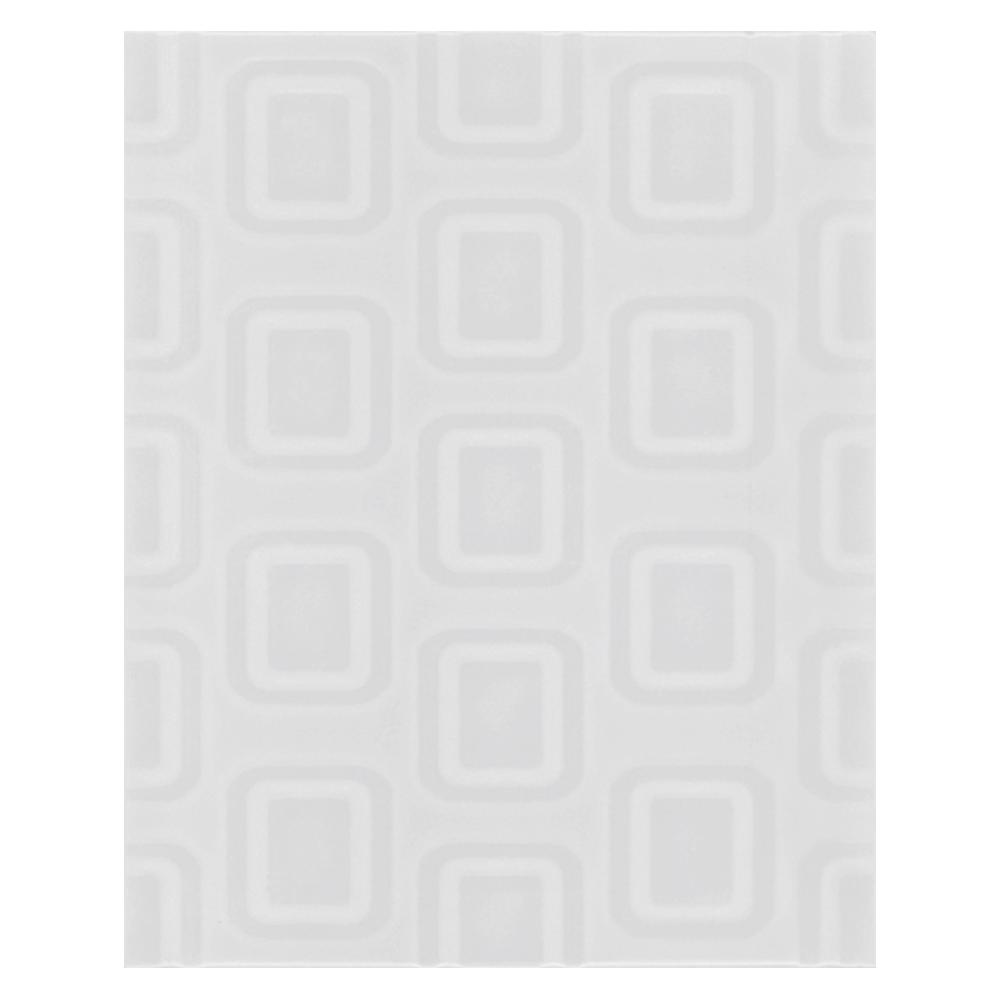 กระเบื้อง 8x10 in.<br>AL-111 เลอมาขาว